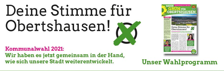 Deine Stimme für Obertshausen